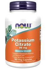 ポタシウムシトレート